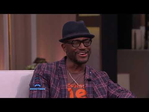 Taye Diggs Talks Fatherhood
