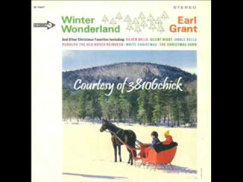 "Earl Grant -- ""Rudolph The Red Nosed Reindeer"" (1965)"