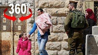 Wie Israels Siedlungspolitik den Nah-Ost-Konflikt beeinflusst I 360 Video