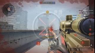 Warface Взрыватель голов no zoom