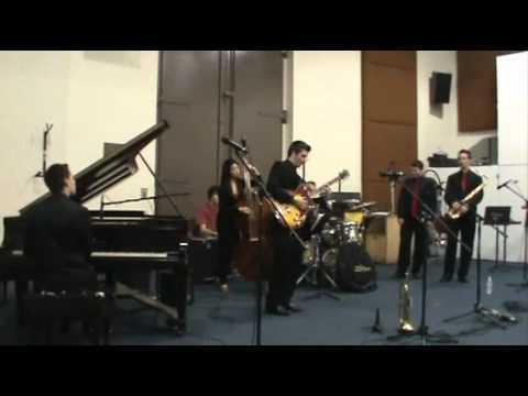 Esperanza Jazz Combo 1 at Reno 2010 - Green As Grass