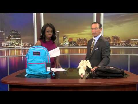 Common Cause of Back Pain in Our Youth - Backpack Safety Tips