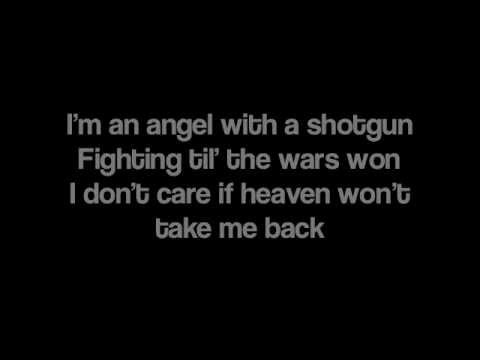 Angel With A Shotgun by The Cab