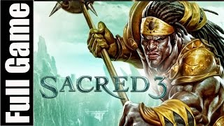 Sacred 3 Full Game Walkthrough / Complete Walkthrough No Commentary