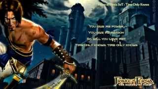 Prince of Persia The Sands of Time - Time Only Knows - Lyrics - HD Thumbnail