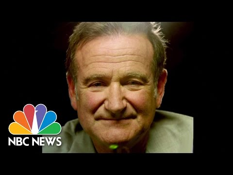 Robin Williams Dies After Battling Depression | NBC News