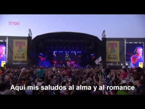 The Killers  Human subtitulado T In The Park 13