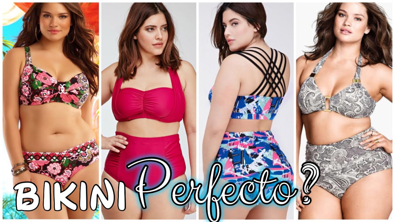Tips para tu traje de ba o perfecto plus size gorditas for Trajes de bano para gorditas