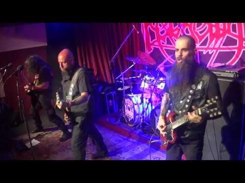 Rebaelliun - Live 1ª parte ( Espaço Som/SP 06/10/16)