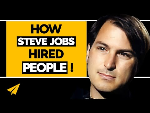 Young Steve Jobs on how to hire, manage, and lead people - M