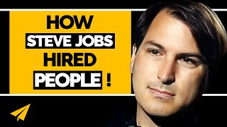 Young Steve Jobs on how to hire, manage, and lead people - MUST WATCH