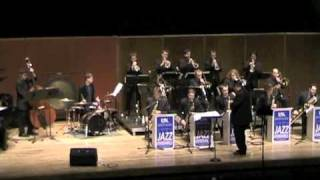 "University of Kentucky Jazz Ensemble Performs ""Matt"