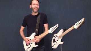 paul gilbert on his ibanez pgmm31 signature guitar