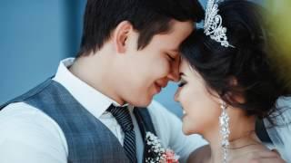 love story. Свадебный фильм слайд шоу Станислава и Роксаны в Алматы