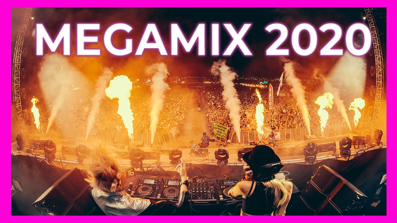 MEGAMIX 2020 ⚡️Best Remixes Of Popular Songs 2020   SUMMER MIX
