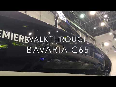 Bavaria C65 World Premiere 2018 Walkthrough
