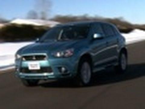 Mitsubishi Outlander Sport Review from Consumer Reports
