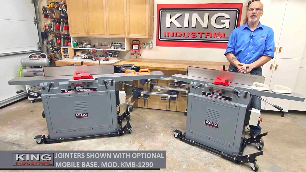 King Industrial Jointers