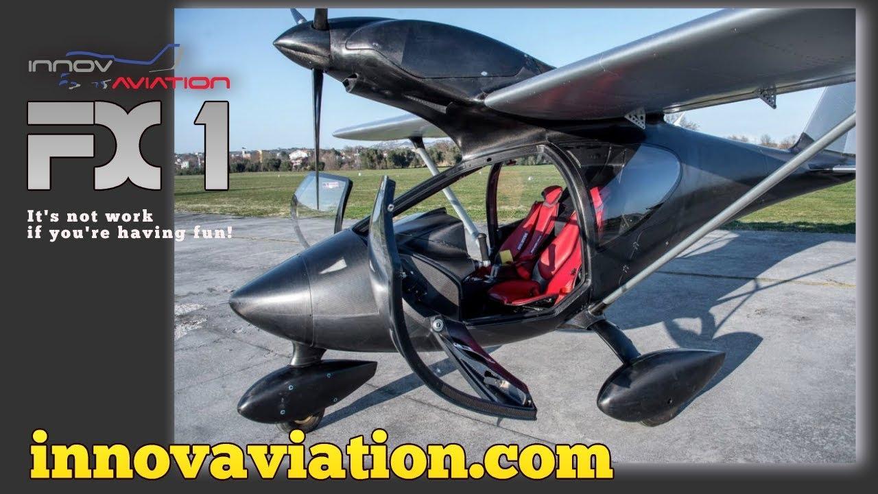 Repeat FX 1, Innovaviation FX1 LIght Sport Aircraft, Aero