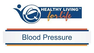 Healthy living for life - blood pressure (full version)
