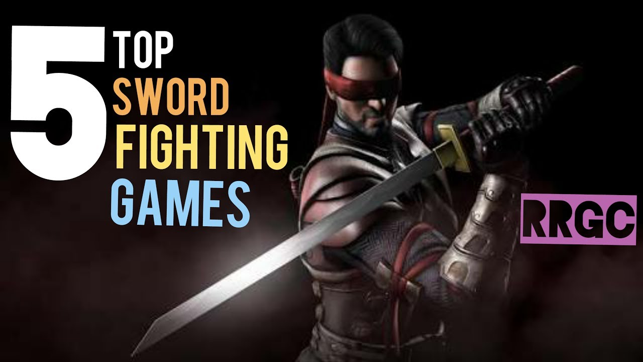 Top 5 Sword Fighting Games For Ios Android 2018 Youtube