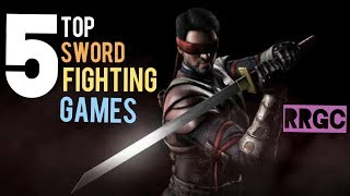 Top 5 Sword Fighting Games for IOS & Android 2018