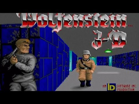Wolfenstein 3D Launches a free-to-play browser version