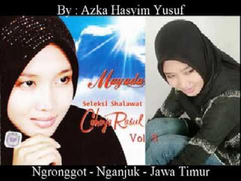 Full Album MAYADA - Cahaya Rosul 5