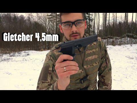 Пневматический пистолет 4,5мм для хардбола. Расстреливаем телефон.