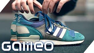 Er repariert kaputte Schuhe: Der erste Sneaker-Doc Deutschlands | Galileo | ProSieben