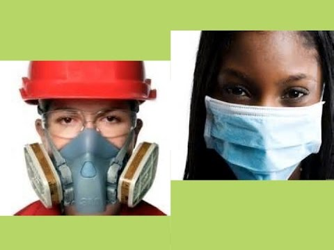 Protective Masks:  What Do I Really Need in an Emergency?