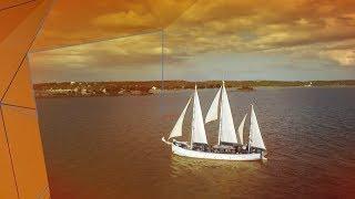 Ouvrir l'horizon des jeunes en pleine mer