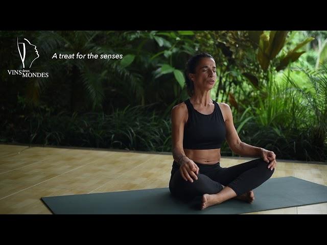 Yogic breathing for all levels  - Teaser