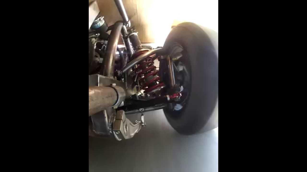 Super Latemodel suspension cam