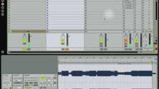 Ableton Live в действии. Урок 1. часть 3