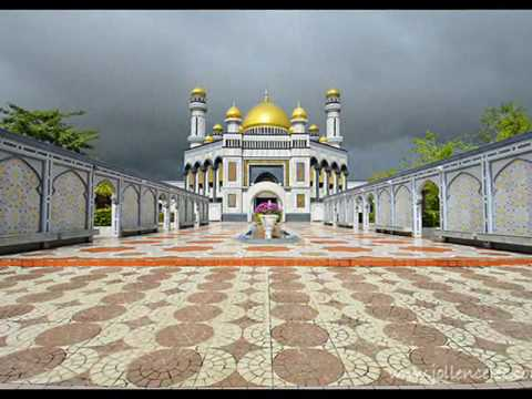 Most beautiful mosque_Brunei Darussalam