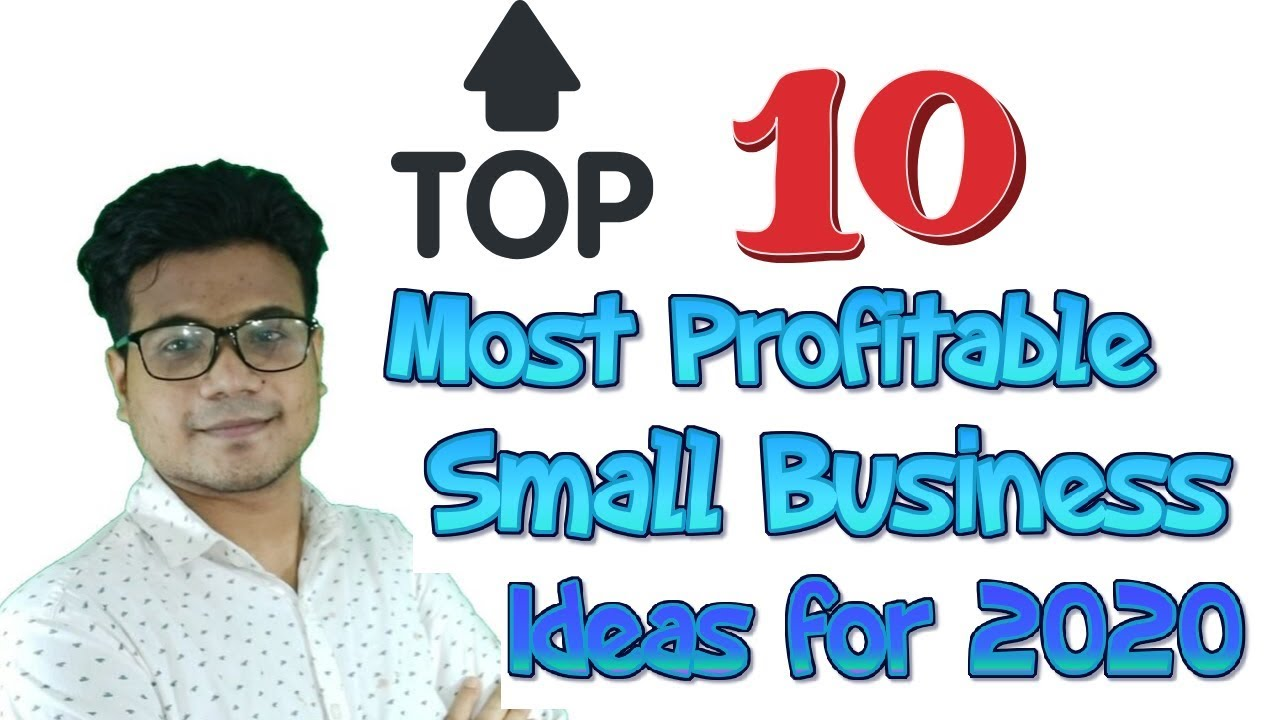 Most Profitable Small Business Ideas