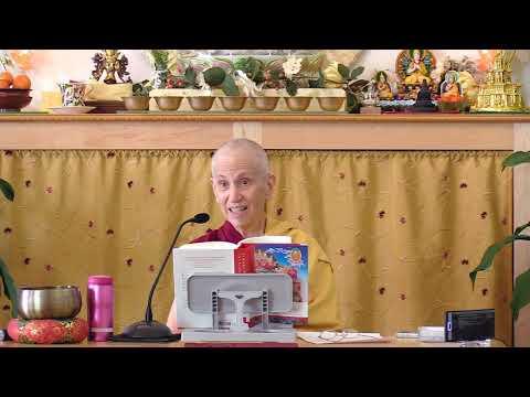 10 Samsara, Nirvana, and Buddha Nature: Four Attributes of True Origins 04-14-21