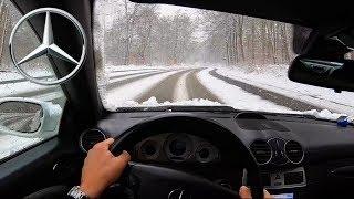 Mercedes CLK500 2007 POV Drive & Start Up 5.5-Liter V8 YouDrive