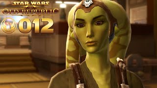 STAR WARS THE OLD REPUBLIC #012 Ranna Tao'Ven ★ Let's Play The Old Republic [Deutsch]