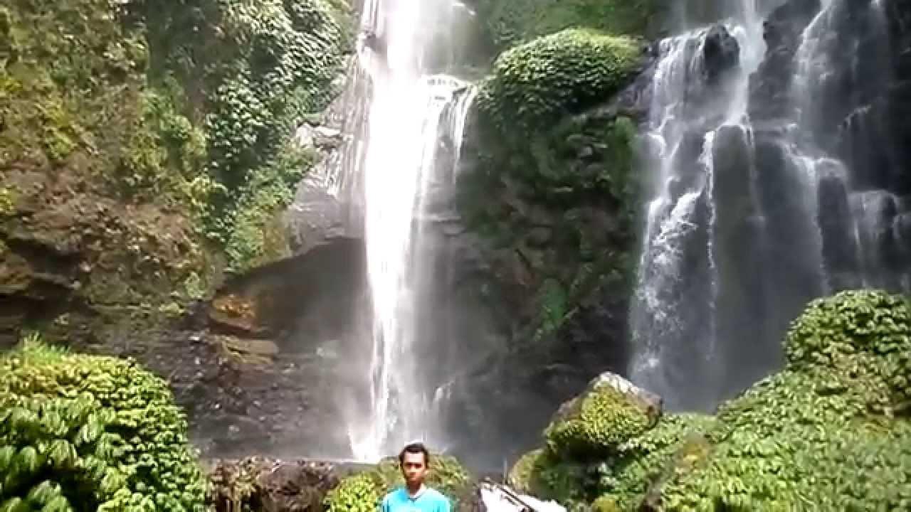 Air Terjun Sekumpul Best Waterfall on Bali YouTube