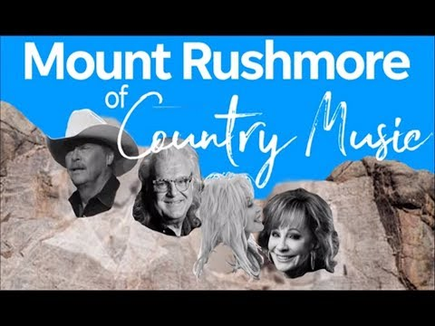 The Mount Rushmore of country music: Who belongs on it?