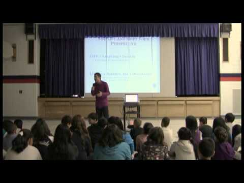 The Power Of Your Choice - High School/Middle School Presentation