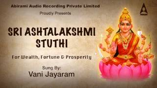 Sri Ashtalakshmi Stuthi Juke Box - Songs Of Lakshmi - Devotional Songs