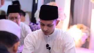 malaysian wedding haniiah ahya idzwan shah by mg media express editing