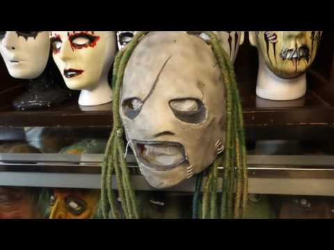 SLIPKNOT COREY TAYLOR IOWA MASK REVIEW