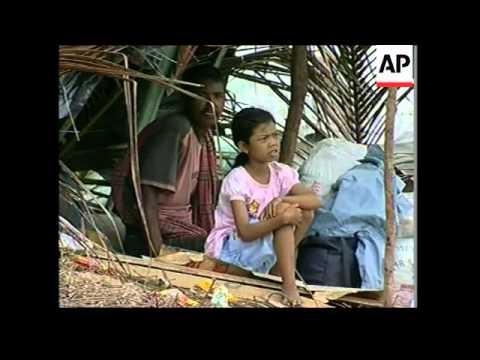 US marines bring supplies, remote island needs water