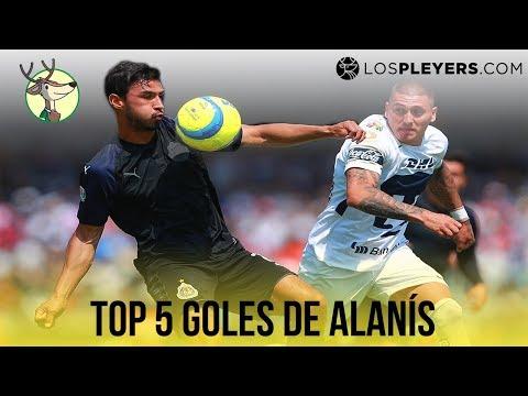 Top 5 Goles de Alanís