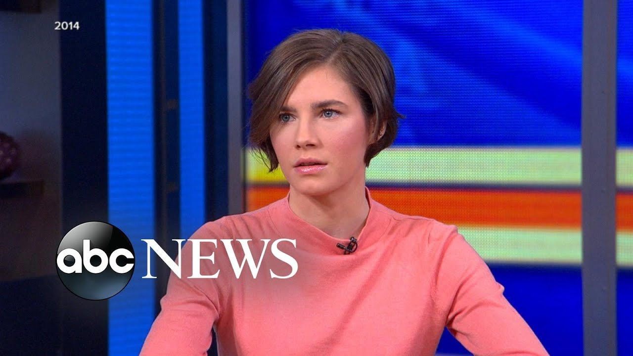 ABC News:Amanda Knox returns to Italy 'as a free woman