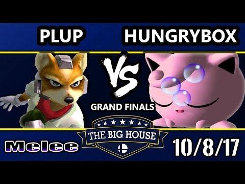 TBH7 SSBM - PG   Plup (Fox) Vs. Liquid` Hungrybox (Jigglypuff) Melee Grand Finals